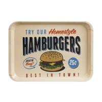 Поднос Best Hamburgers, Balvi