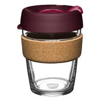 Кружка brew cork m 340 мл kangaroo raw KeepCup