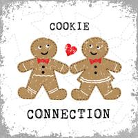 Салфетки бумажные Cookie Connection 20 шт., Paperproducts Design