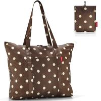 Сумка складная Mini maxi travelshopper mocha dots