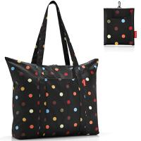 Сумка складная Mini maxi travelshopper dots, Reisenthel