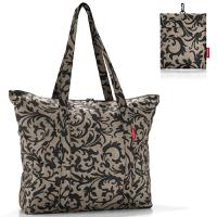 Сумка складная Mini maxi travelshopper baroque taupe
