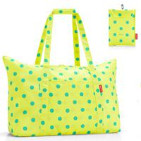 Сумка складная mini maxi travelbag lemon dots