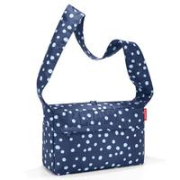 Сумка складная Mini maxi citybag spots navy