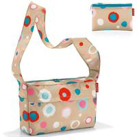 Сумка складная Mini maxi citybag funky dots 1