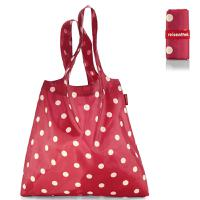 Сумка складная Mini maxi shopper ruby dots