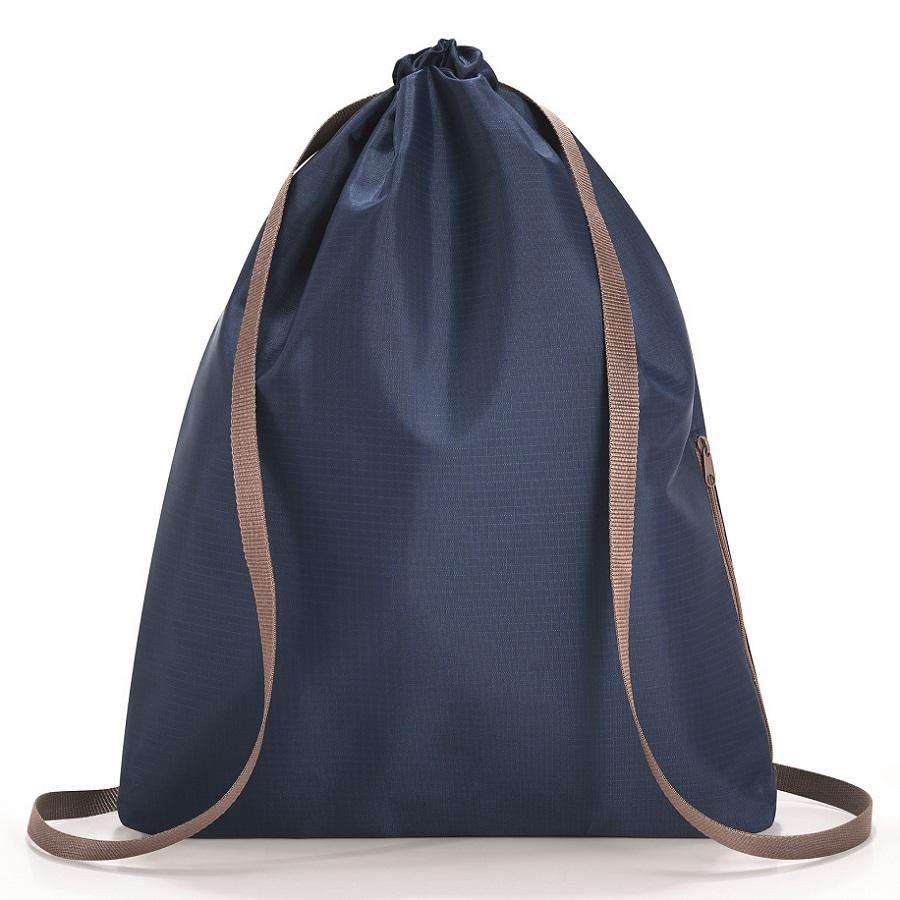 Рюкзак складной Mini maxi sacpack dark blue, Reisenthel