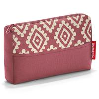 Косметичка pocketcase diamonds rouge, полиэстер, Reisenthel