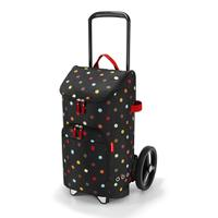 Сумка-тележка Citycruiserbag dots, Reisenthel