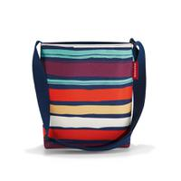 Сумка Shoulderbag S artist stripes, Reisenthel