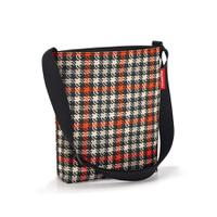 Сумка Shoulderbag S glencheck red, Reisenthel