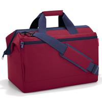 Сумка Allrounder L pocket dark ruby, Reisenthel