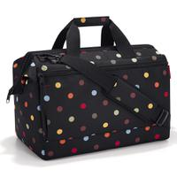 Сумка Allrounder L pocket dots, Reisenthel