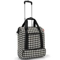 Сумка на колесиках Allrounder fifties black, Reisenthel