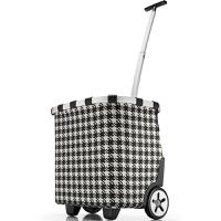 Сумка-тележка Carrycruiser fifties black, Reisenthel