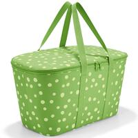 Термосумка Coolerbag spots green, Reisenthel