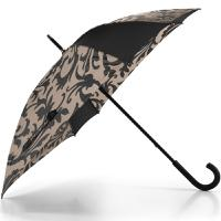 Зонт-трость Umbrella baroque taupe
