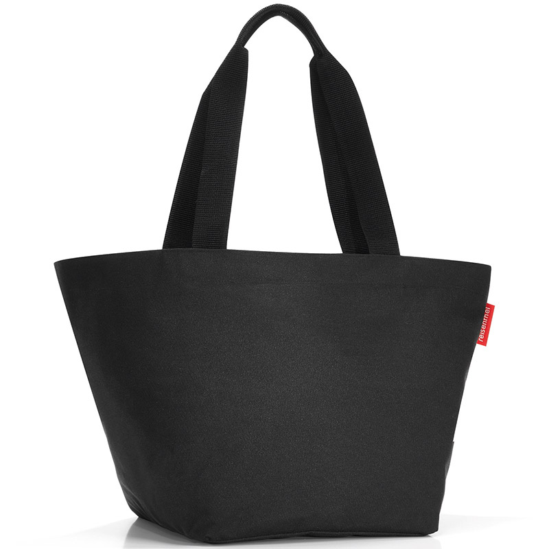 Сумка Shopper M black, Reisenthel